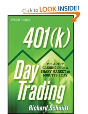Day trading guide by Richard Schmitt